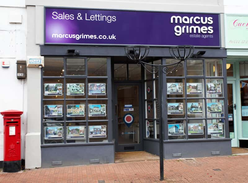 Marcus Grimes Estate Agents, Cuckfield