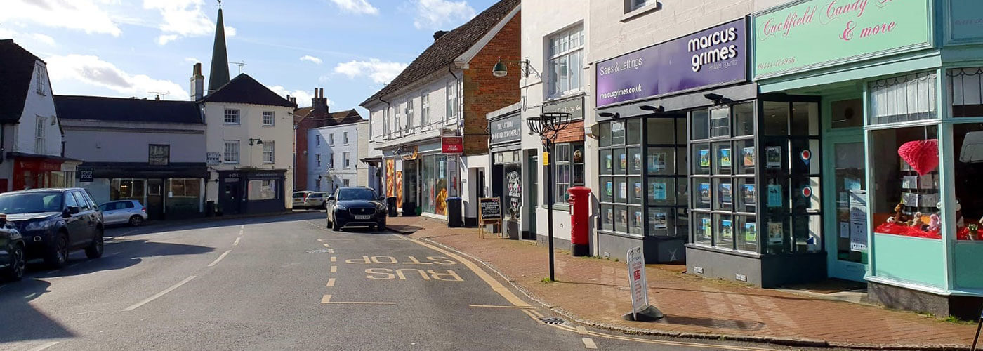 Marcus Grimes Estate Agents in Cuckfield